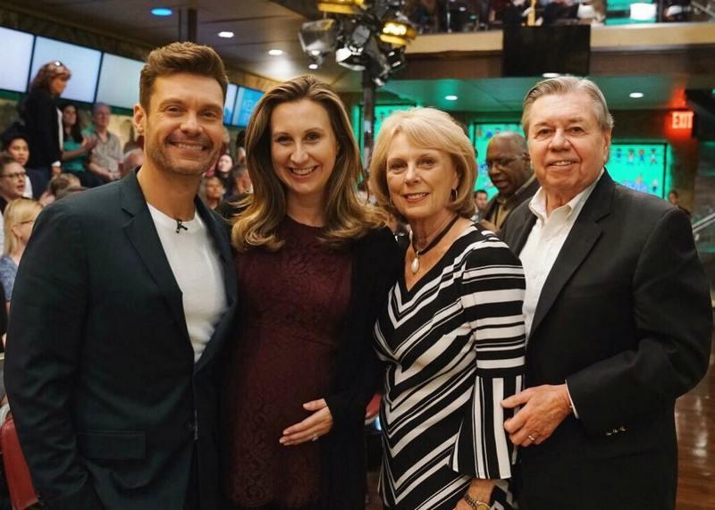 Ryan Seacrest's family