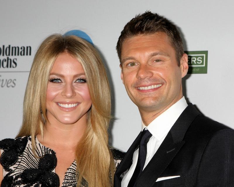 Ryan Seacrest's ex-girlfriend Julianne Hough