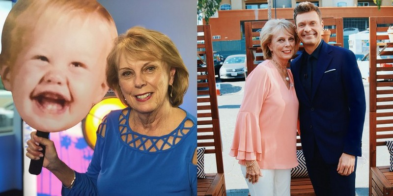 Ryan Seacrest's family - mother Constance Marie Zullinger