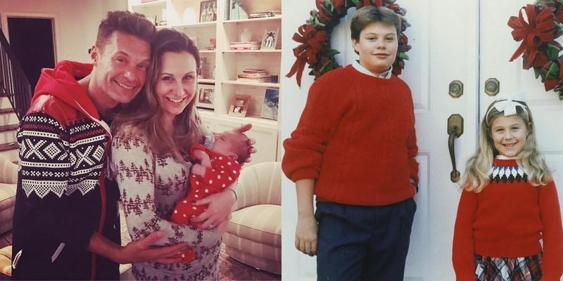 Ryan Seacrest's siblings - sister Meredith Seacrest Leach