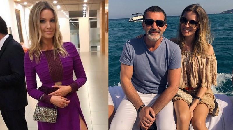 Antonio Banderas' family - partner Nicole Kimpel