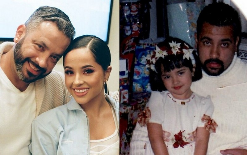 Becky G family - father Francisco Gomez