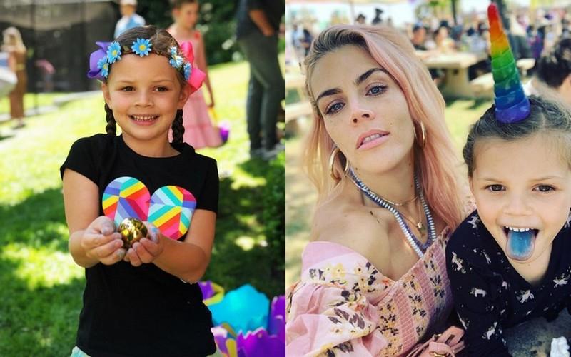 Busy Philipps' children - daughter Cricket Pearl Silverstein