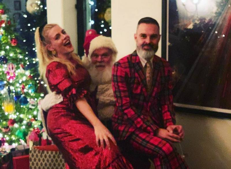 Busy Philipps' family - husband Marc Silverstein