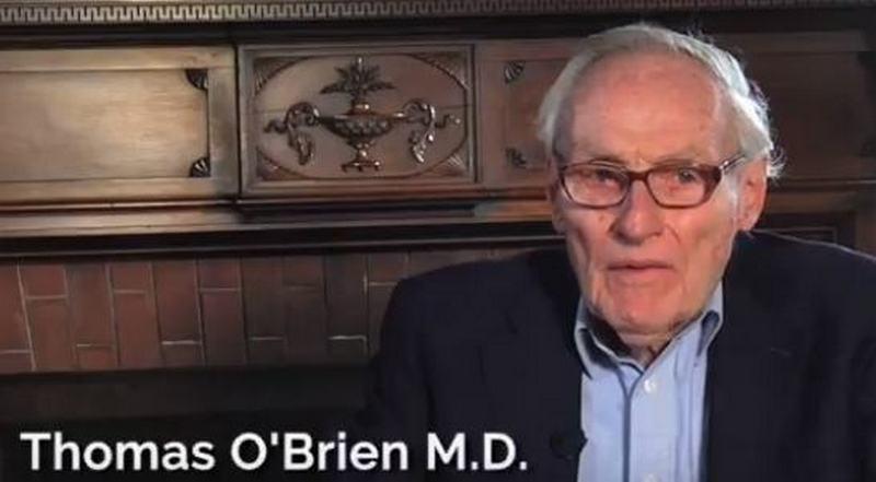 Conan O'Brien's family - father Thomas Francis O'Brien