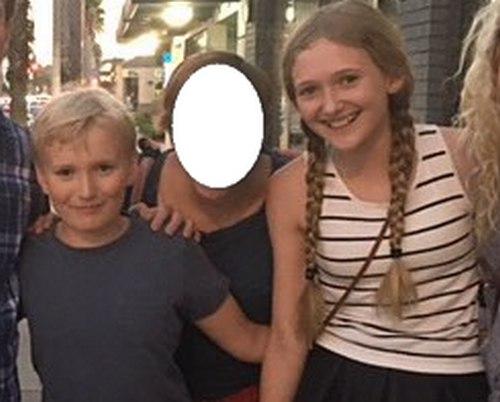 Conan O'Brien's children - son and daughter