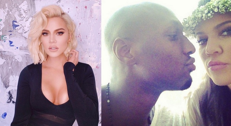 Lamar Odom family - ex-wife Khloe Kardashian