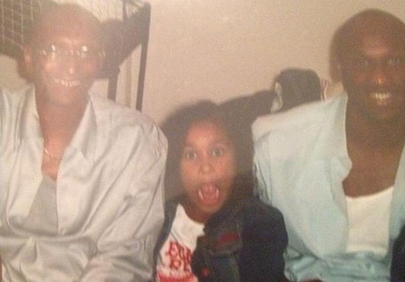 """Lamar Odom family - father Joseph """"Joe"""" Odom"""