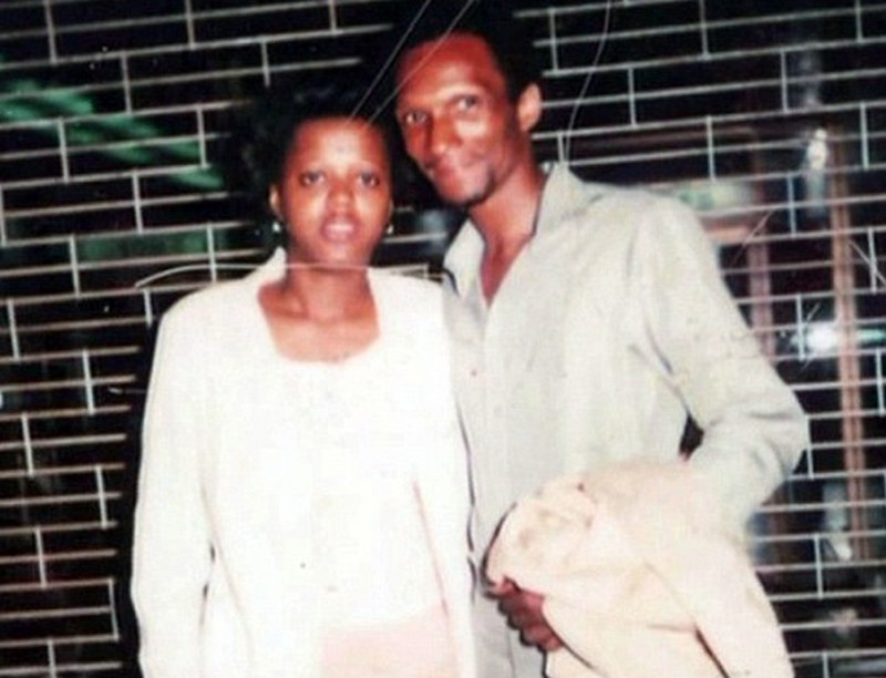 Lamar Odom family - mother Cathy Mercer