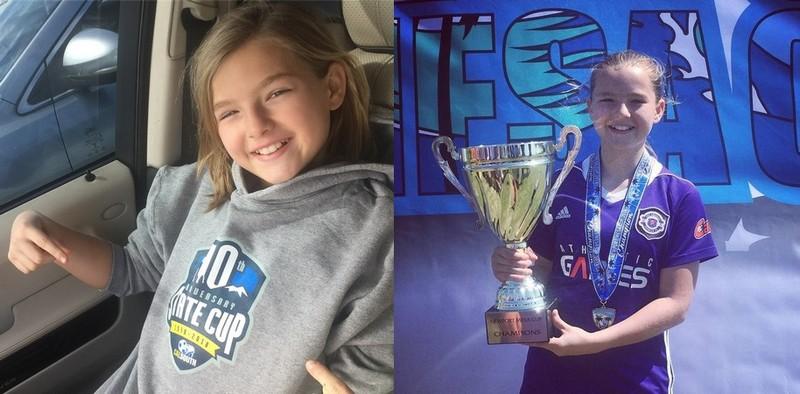 Jennie Garth's children - daughter Fiona Eve Facinelli