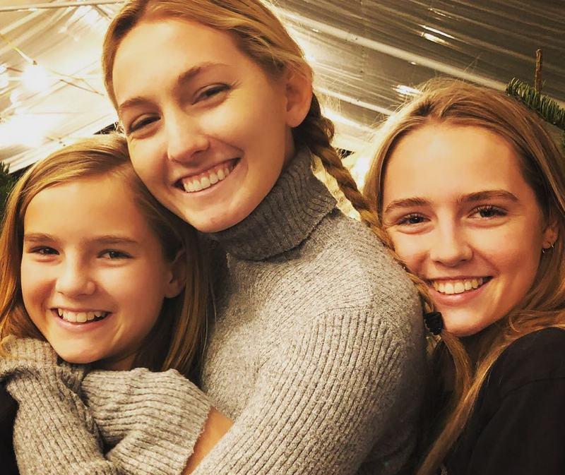 Jennie Garth's children - daughters