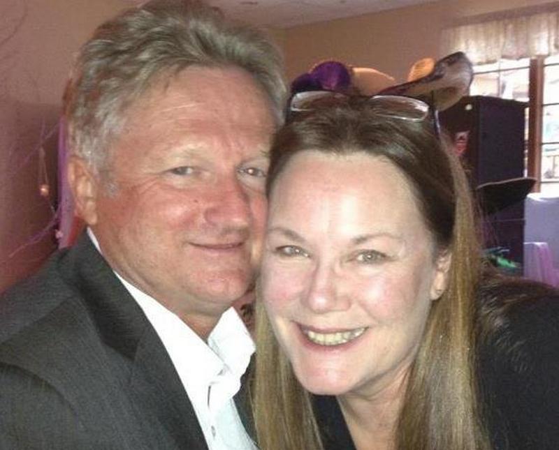 Jennie Garth's siblings - paternal half-brother John W. Garth