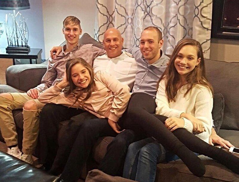 Maddie Ziegler's family