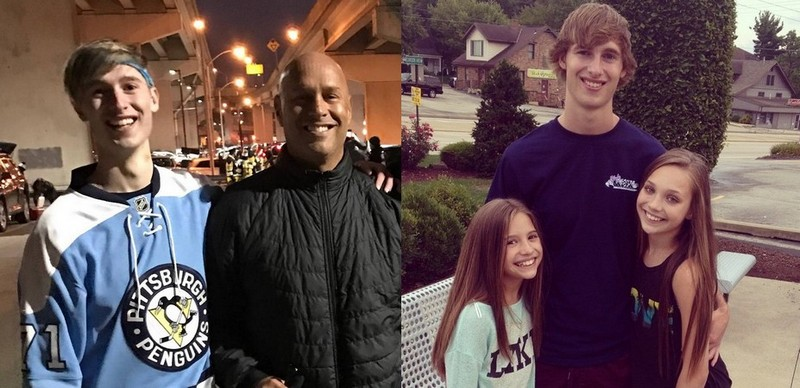 Maddie Ziegler's siblings - half-brother Tyler Ziegler