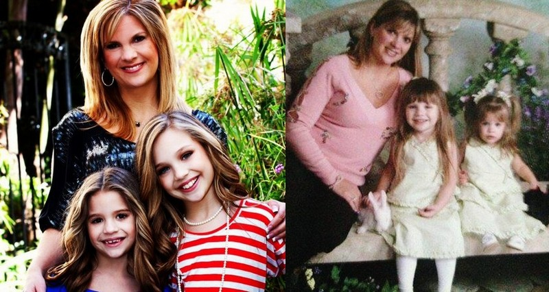 Maddie Ziegler's family - mother Melissa Gisoni