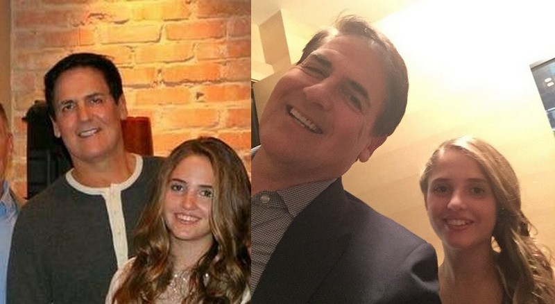 Mark Cuban's children - daughter Alexis Sofia Cuban