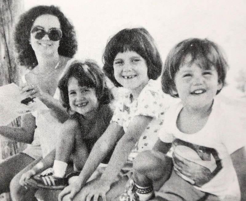 Milo Ventimiglia's family - mother Carol Ventimiglia
