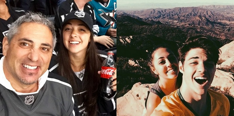 Noah Centineo's siblings - sister Taylor Centineo