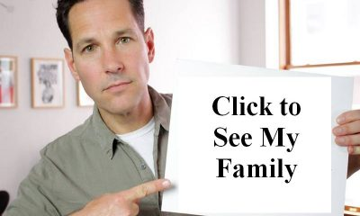 Paul Rudd's family: parents, siblings, wife and kids