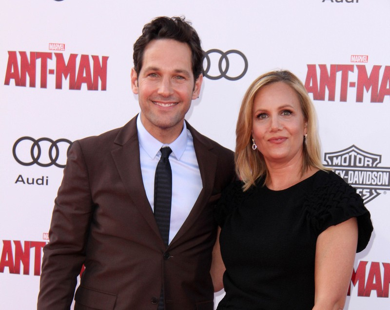 Paul Rudd's family - wife Julie Rudd