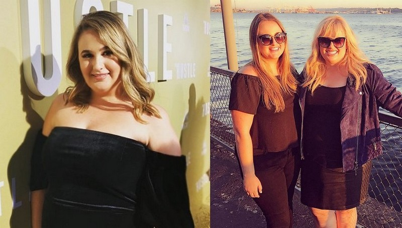 Rebel Wilson's siblings - sister Annachi Wilson