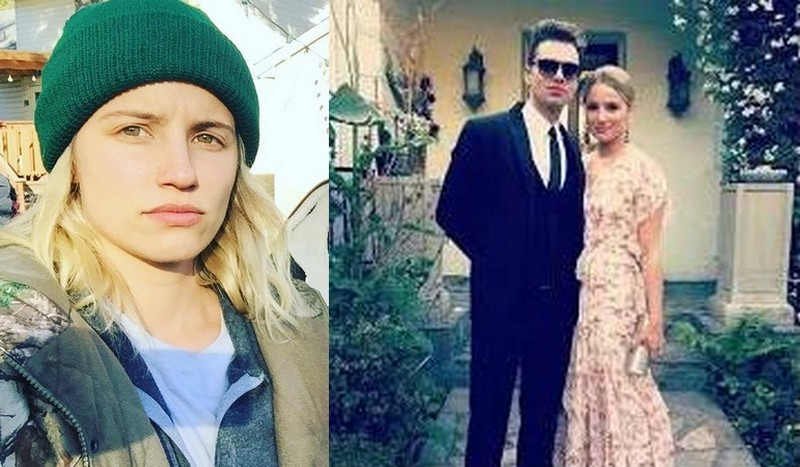 Sebastian Stan's ex-girlfriend Dianna Agron