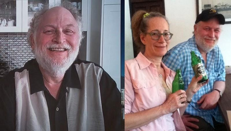 Seth Rogen's family - father Mark Rogen
