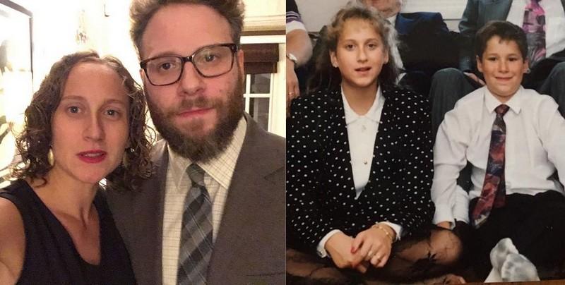 Seth Rogen's siblings - sister Danya Rogen