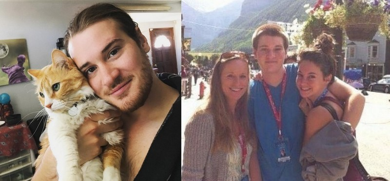 Shailene Woodley's siblings - brother Tanner Woodley