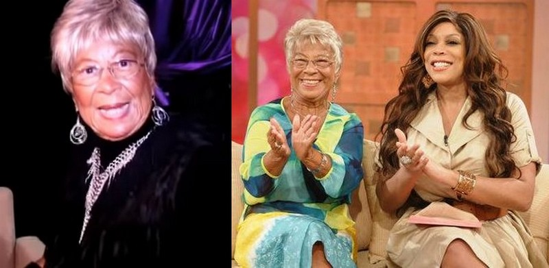Wendy Williams family - mother Shirley Williams