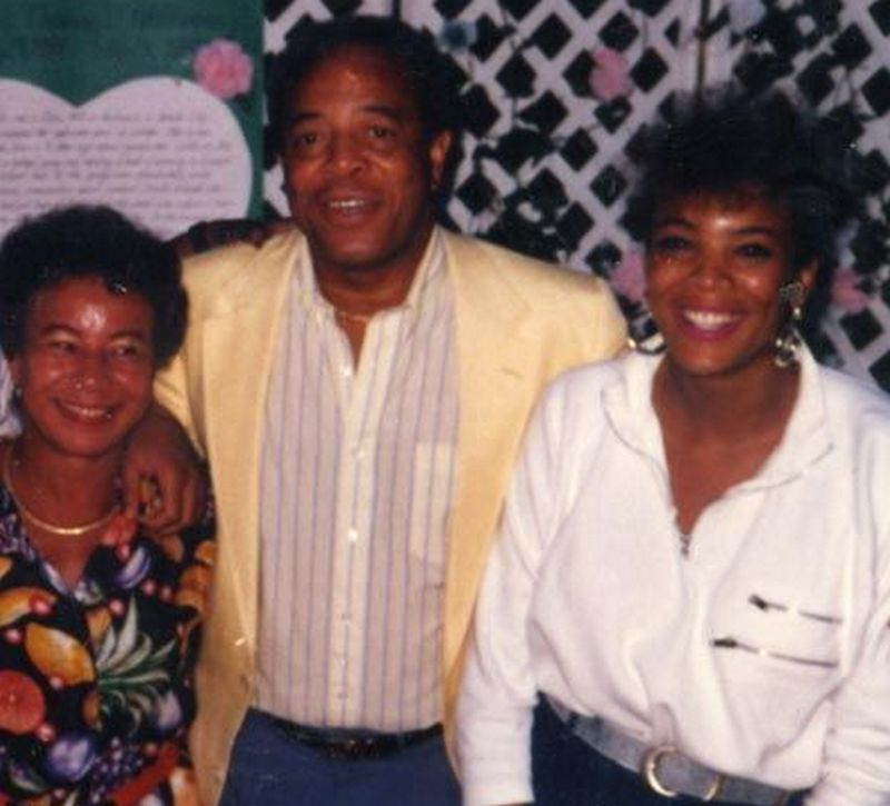 Wendy Williams family - parents