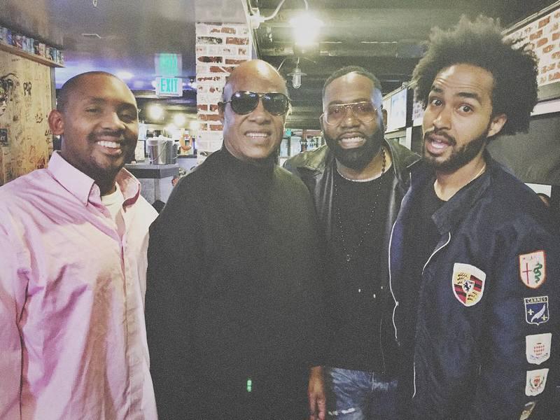 Stevie Wonder's children - sons