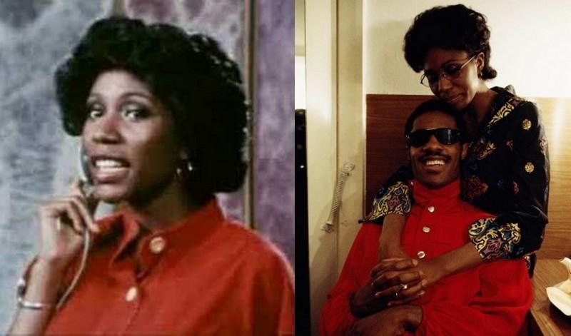 Stevie Wonder's family - ex-wife Syreeta Wright