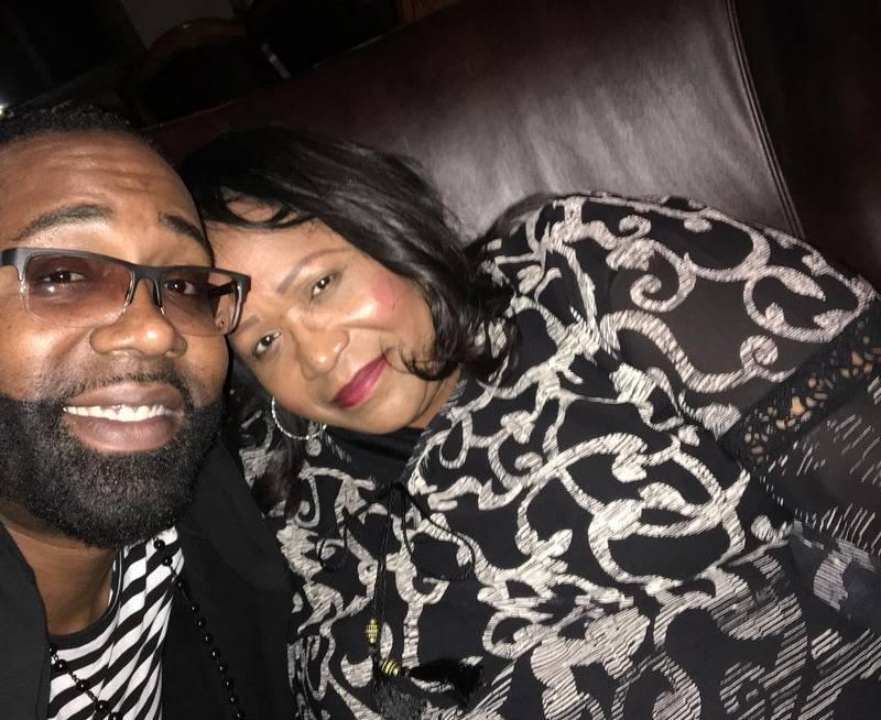 Stevie Wonder's family - ex-girlfriend Yolanda Simmons