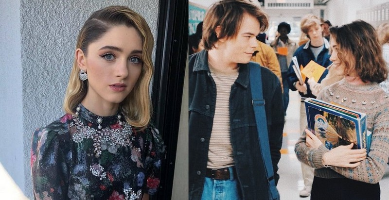 Charlie Heaton's girlfriend Natalia Dyer