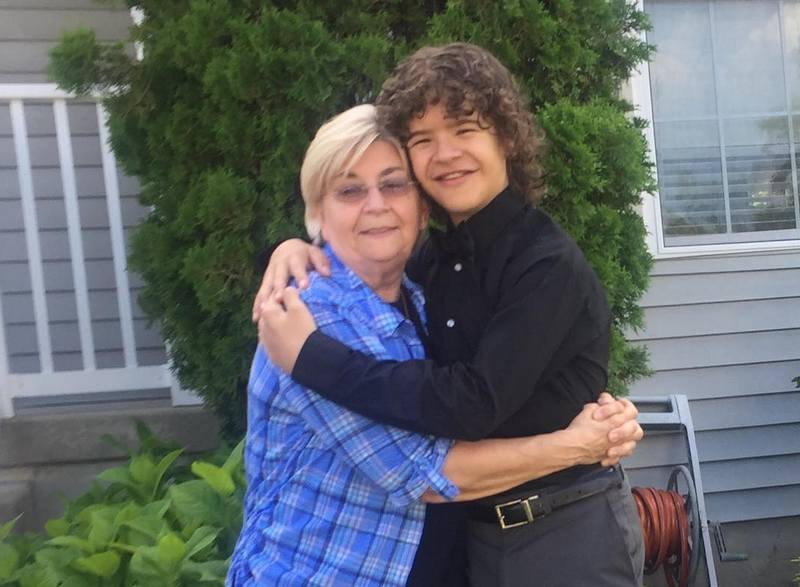 Gaten Matarazzo family - paternal grandmother Suzanne Kelemen Matarazzo