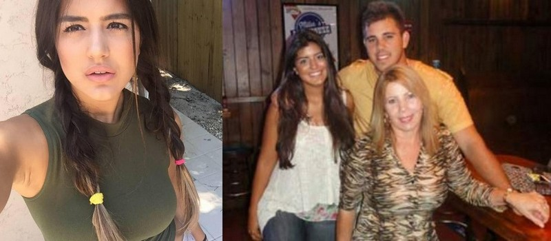 Jose Fernandez family - ex-wife Alejandra Baleato Marichal