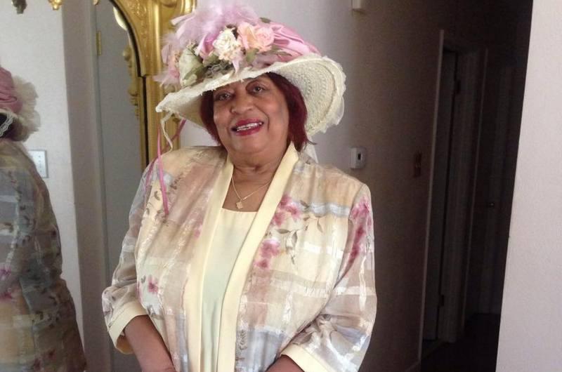Sterling K. Brown family - mother Aralean Banks Brown