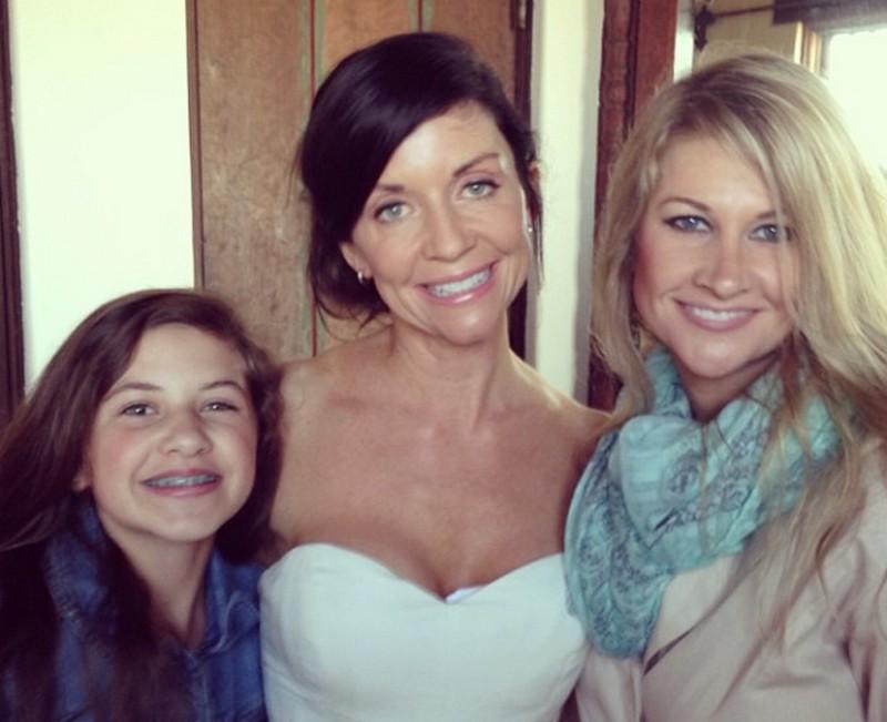 Tye Sheridan family
