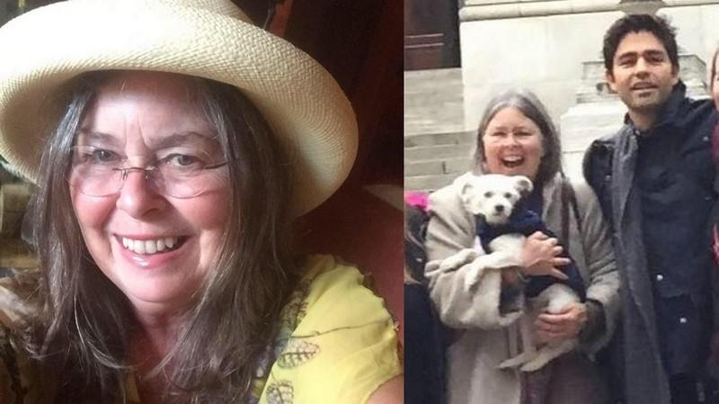Adrian Grenier family - step-mother Debbie Williams Dunbar
