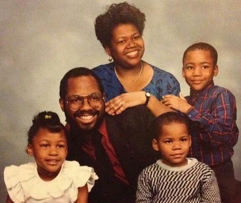 Donald Glover family