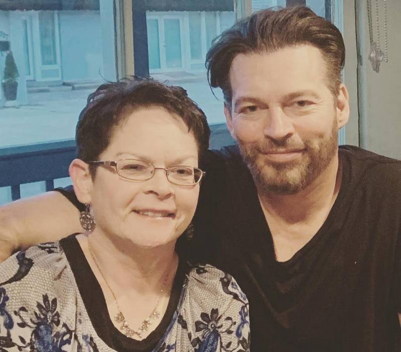 Harry Connick Jr. siblings - sister Suzanna Connick Jamison