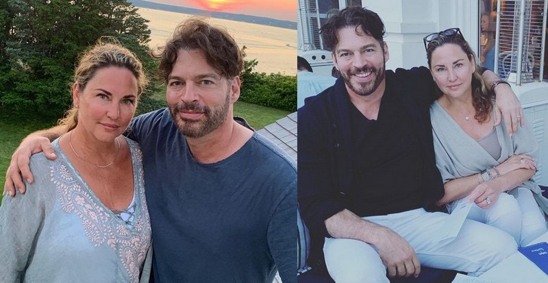 Harry Connick Jr. family - wife Jill Goodacre