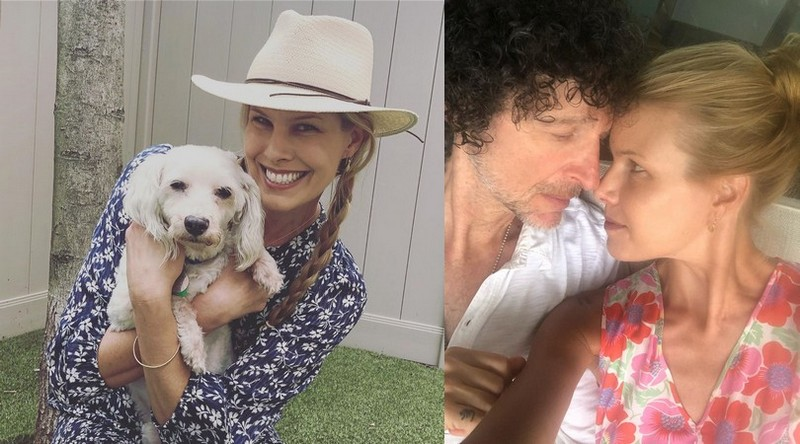 Howard Stern family - wife Beth Ostrosky Stern