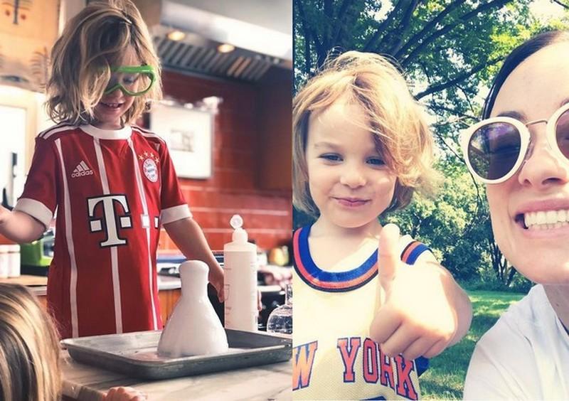 Jason Sudeikis children - son Otis Alexander Sudeikis
