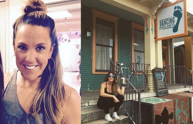 Jason Sudeikis siblings - sister Kristin Sudeikis