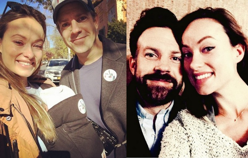Jason Sudeikis family - wife Olivia Wilde