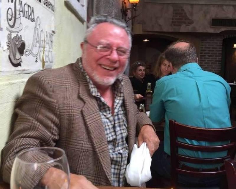 Jon Favreau family - father Charles Favreau