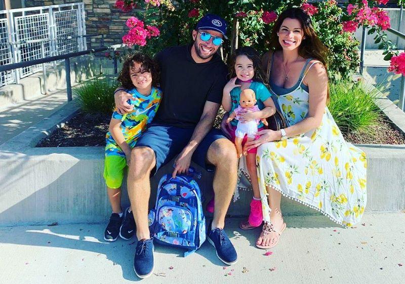J.J. Barea family