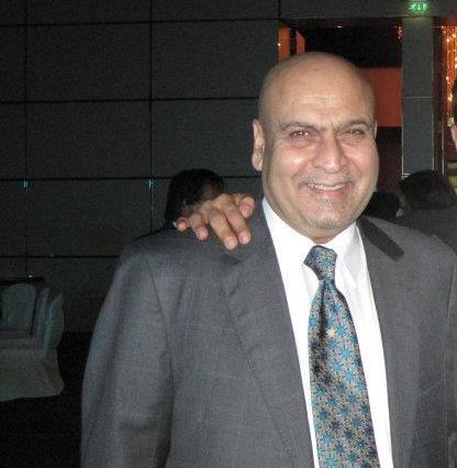 Kumail Nanjiani family - father Aijaz Nanjiani